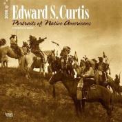 2018 Curtis, Edward S. Portraits of Native Americans Wall Calendar
