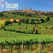2018 Tuscany Wall Calendar