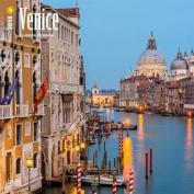 2018 Venice Wall Calendar