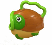 Bubble Factory Wind Up Bubble Blower Turtle Machine Inside Outside Childrens Toy New
