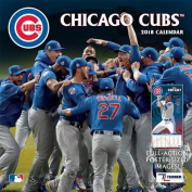Chicago Cubs 2018 12x12 Team Wall Calendar