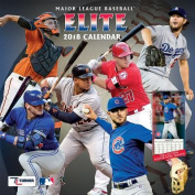Mlb Elite 2018 Wall Calendar