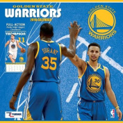 Golden State Warriors 2018 12x12 Team Wall Calendar