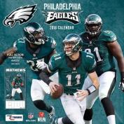 Philadelphia Eagles 2018 12x12 Team Wall Calendar