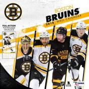 Boston Bruins 2018 12x12 Team Wall Calendar