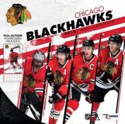 Chicago Blackhawks 2018 12x12 Team Wall Calendar