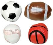 DDI 1931070 10cm . Soft Sports Ball Assortment