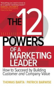 The 12 Powers of a Marketing Leader [Audio]