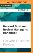 Harvard Business Review Manager's Handbook [Audio]