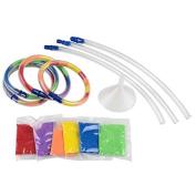 Sand Art Bracelet Set - Makes 12 Bracelets