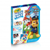 Colour Wonder On-The-Go Book Paw Patrol