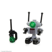 LEGO Holiday MiniFigure - Remote Controlled Toy Robot w/ Remote