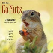 Go Nuts! 2018 Wall Calendar