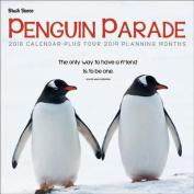 Penguin Parade 2018 Wall Calendar