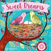 Sweet Dreams 2018 Wall Calendar