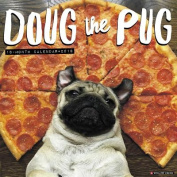 Doug the Pug 2018 Wall Calendar