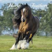 Horse Feathers 2018 Wall Calendar