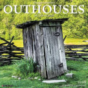 Outhouses 2018 Wall Calendar