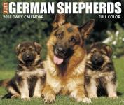 Just German Shepherds 2018 Box Calendar