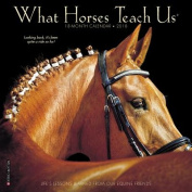 What Horses Teach Us 2018 Mini Wall Calendar