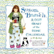 Susan Branch Heart of the Home 2018 Calendar