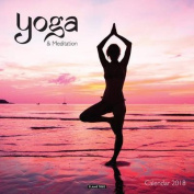 Yoga & Meditation Wall Calendar 2018