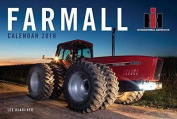 Farmall Tractor 2018 Wall Calendar