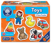 """Orchard Toys """"Toys"""" Puzzle"""