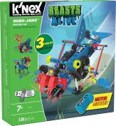K'Nex Beasts Alive Robo Jaws Building Set