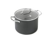 GreenPan Chatham ceramic Non-Stick Covered Stockpot, Grey, 7.6l
