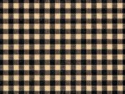BLACK GINGHAM Kraft Tissue Paper120~50cm x 80cm Half Ream Tissue Prints