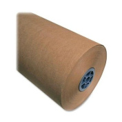 Sparco Bulk Kraft Wrapping Paper - 24quot; Width x 320m Length - 1 Wrap(s) - Kraft - Brown