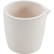 Fused Silica Melting Crucible With Pour Spout 1330ml