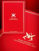 Mobile Suit Gundam Char-only special specification MS-06S ZAKU II notebook 2016 schedule book on the binding foil stamping