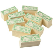 PLAY MONEY/ASSORT BILL DENOMINATION, Sold By Case Pack Of 7 Bags