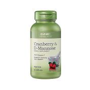 GNC Herbal Plus Cranberry DMannose 60 caps