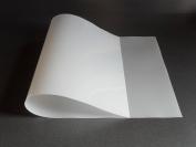 "6 Flexible 48x 24"" x 0.08cm 0.03 Translucent PE Plastic DIY Stencil Pattern Sheet"