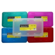 Student Discount Storage Pencil Box - 20cm x 13cm x 5.1cm