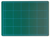 Uchida cutting mat cost corresponding double-sided A2 Green 014-0071