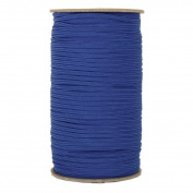 288 Yards of Royal Blue 0.3cm Skinny Elastic - ElasticByTheYard