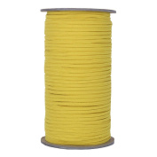 288 Yards of Sunflower Yellow 0.3cm Skinny Elastic - ElasticByTheYard