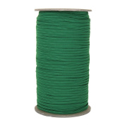 288 Yards of Kelly Green 0.3cm Skinny Elastic - ElasticByTheYard