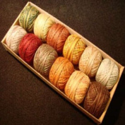 Valdani Perle Cotton Size 12 Embroidery Thread Country Lights Set 2 Sampler