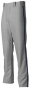 Baseball/Softball Pants Pro Style Baggy with Side Colour Piping