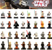 Star Wars lego 32pcs