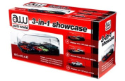 AUTO WORLD COLLECTABLE DISPLAY SHOW CASE FOR 1/64 1/43 1/24 SCALE AWDC004