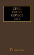 Civil Court Service 2017