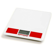 Digital Food Scale Grammes and Ounces, Electronic Small Kitchen Scale, Cooking Scale Digital, White