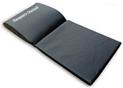 Therapist's Choice Abdominal Trainer Mat with Tailbone Protecting Anti-Slip Pad