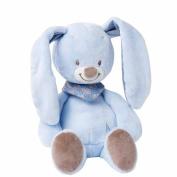 Nattou Alex and Bibou Collection Cuddly Bibou, the Rabbit